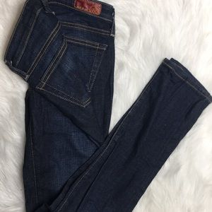 AG The stilt cigarette jeans sz 24 R
